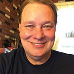 Vanguard - Photo of Kevin Green, Director of Design Services