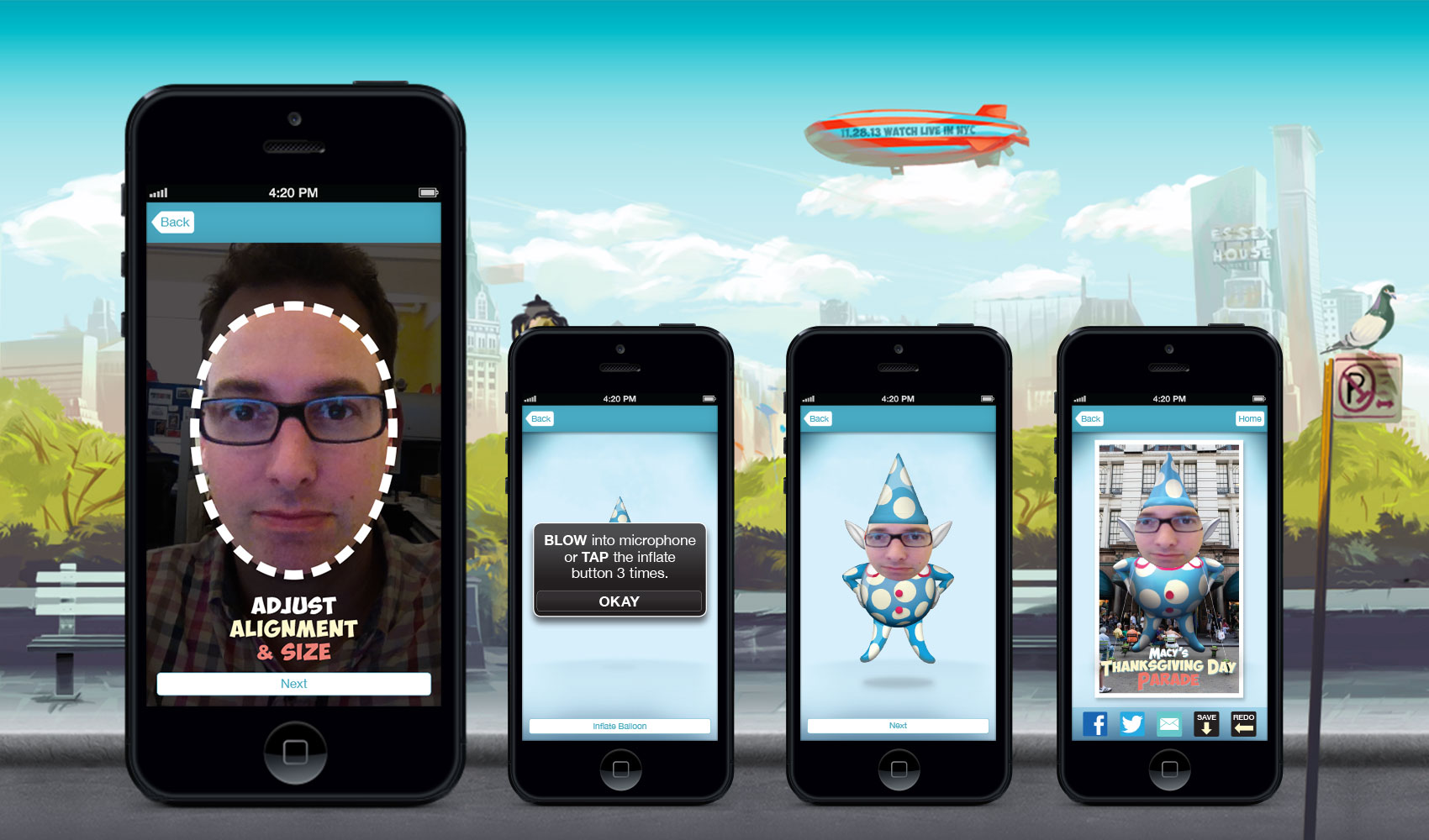 Vanguard - Mobile Application Development for Macy's
