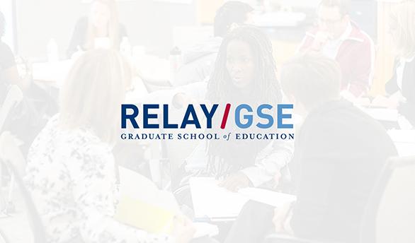 Vanguard - Brand Development for Relay GSE