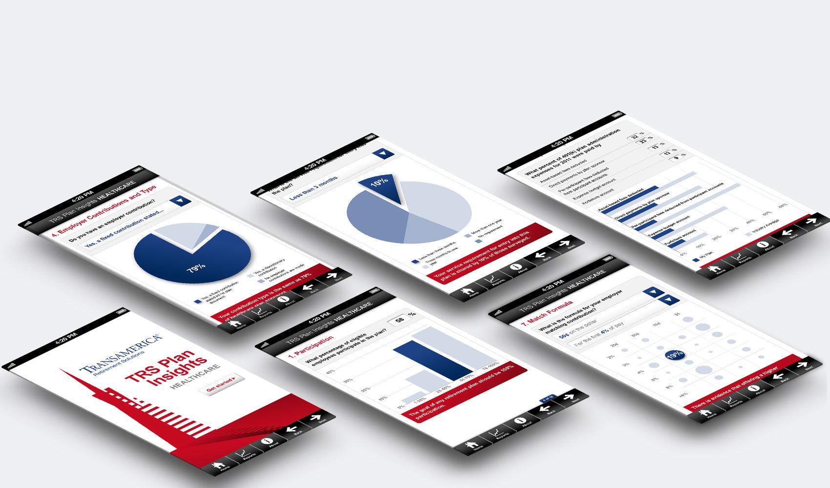 Vanguard - Mobile Application Development for Transamerica