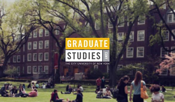 Vanguard - Branding & Identity Development for City University of New York (CUNY) - Graduate Studies