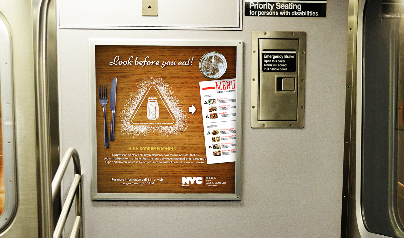 NYC DOH Sodium Warning Campaign - Case Study 04
