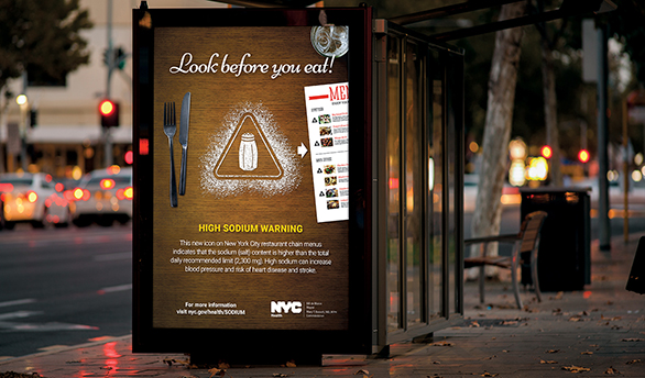 Vanguard - Media Campaign for NYC Department of Health and Mental Health