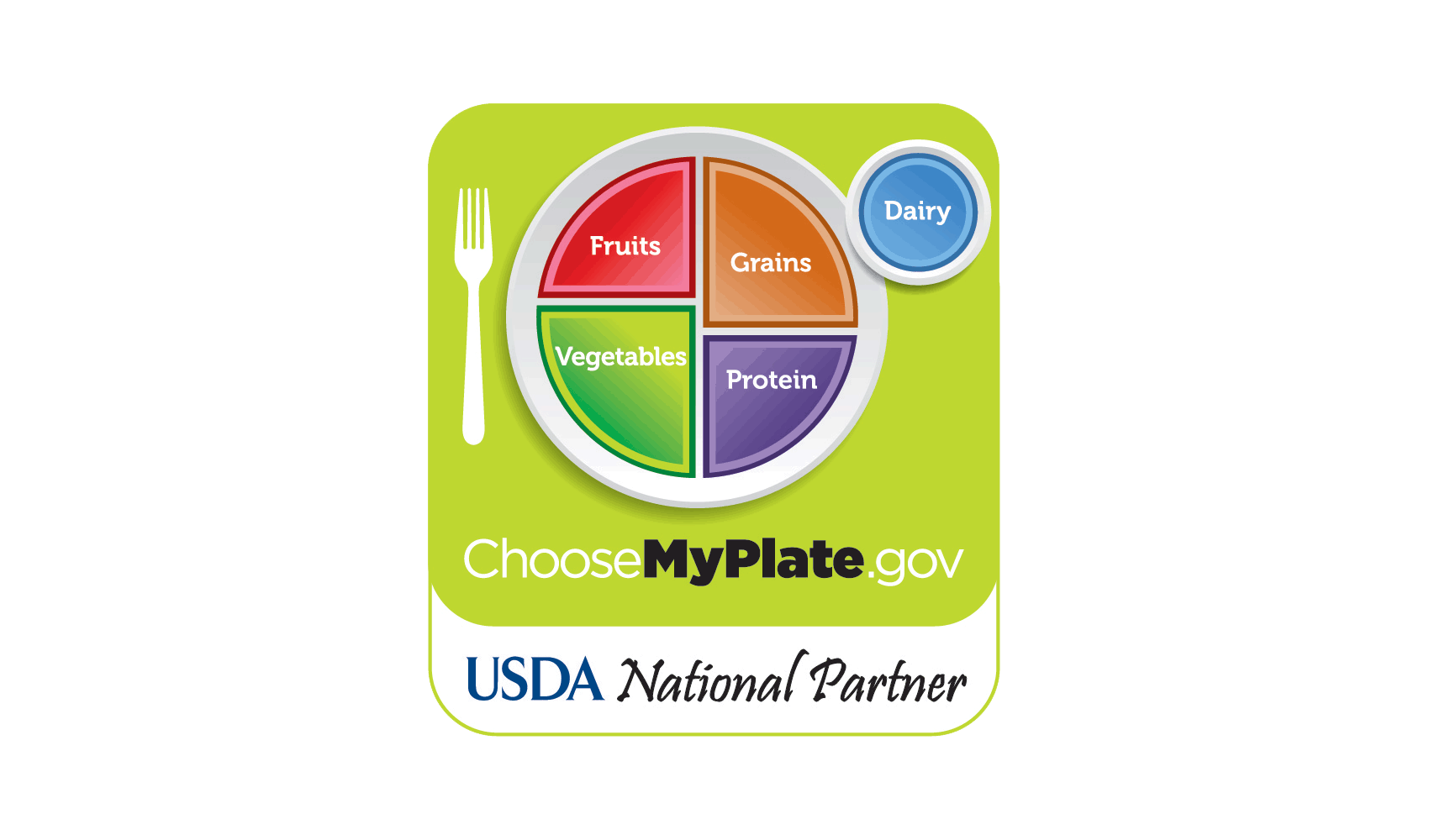 USDA MyPlate National Partner